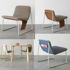 Casual Chair by Robert Bronwasser  http://www.facebook.com/photo.php?fbid=371229339611891=a.225969164137910.53463.225961950805298=3=1