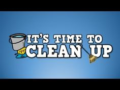 ▶ It's Time to Clean Up! (clean up song for kids) - YouTube