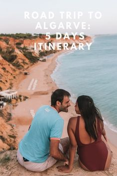 Road Trip to Algarve: 5 Days Algarve Itinerary #algarve #portugal #visitalgarve #visitportugal #europe #europetrip #visiteurope #roadtrip #europeroadtrip via @gamintraveler