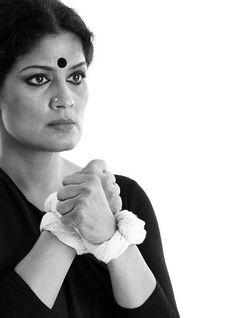 Geeta Chandran  in GANDHI: Warp and Weft