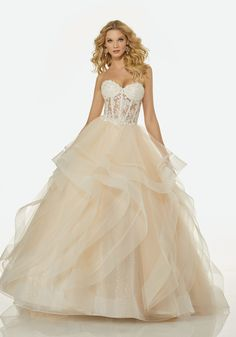 Rebecca Wedding Dress | Randy Fenoli Bridal