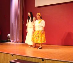 """NIDA Multi-Cultural Fashion Show at """"Your North Somerset"""" Event in Weston-Super-Mare (January 2013)."""