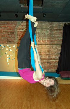 The Crow's Nest Lyra Aerial, Aerial Hammock, Aerial Hoop, Aerial Arts, Aerial Silks, Pranayama, Free Yoga Videos, Circus Art, Yoga Poses For Beginners