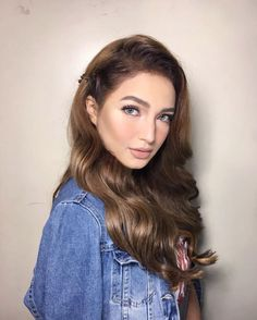 Sarah Lahbati shared by Arya Neri on We Heart It Loving Can Hurt Sometimes, Sarah Lahbati, Celebrity Biographies, Filipina, Bra Sizes, Best Makeup Products, Boyfriend, Singer, Actresses