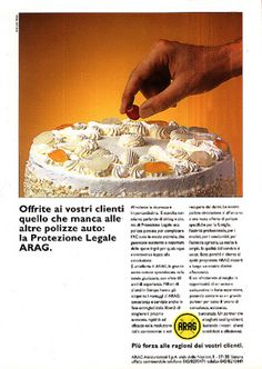 advertising for ARAG Assurance