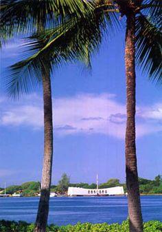 Oahu: USS Arizona Memorial Tour at Pearl Harbor $3 advanced reservation fee 1:00pm - Sun Dec 23