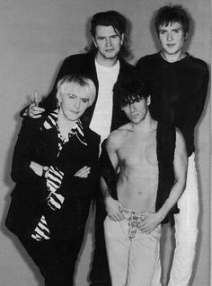 will go to the mat on this one: Duran Duran reached their creative in the early 90s with Warren Cucurrullo on guitar.
