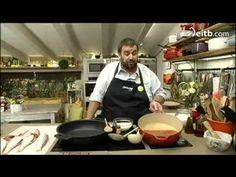 Salmonetes 'Karlos Arguiñano', en 'Robin Food' - YouTube