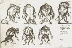 glen-keane-90-disney-sleepydays-dibujante-bella-bestia