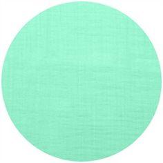 Shannon Fabrics, Embrace, DOUBLE GAUZE, Solid Opal