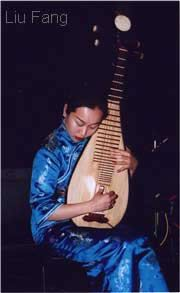 Traditional Chinese instruments and audio clips