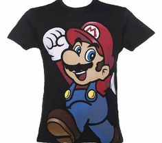 Mens Black Nintendo Super Mario Brothers T-Shirt With over 200 appearances in various games, Mario is no stranger to the spotlight! As the ultimate pioneer for retro gaming - he looks right at home on this awesome t-shirt! A real must have for fans! http://www.comparestoreprices.co.uk/t-shirts/mens-black-nintendo-super-mario-brothers-t-shirt.asp