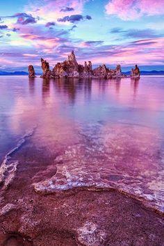 Mono Lake California #travel