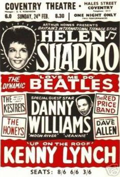 Helen Shapiro, The Beatles