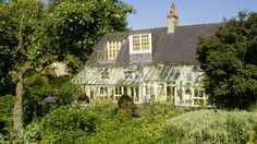 Nestled in the heart  of rural Sussex, Monk's House is a tranquil 17th-century weatherboarded cottage inhabited by Leonard and the novelist Virginia Woolf from 1919 until Leonards death in 1969.