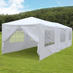 Yaheetech 10'x30' Party Wedding Outdoor Patio Tent Canopy Heavy duty Gazebo Pavilion Event - Brought to you by Avarsha.com