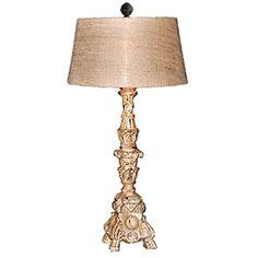 Bramble - Rococo Lamp Base in Multi Color - 24782