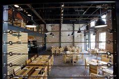 Image result for cochon restaurant nola Restaurant, Conference Room, Table, Image, Furniture, Ideas, Home Decor, Decoration Home, Room Decor
