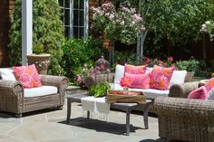 22 smart products for stylish renovations Tour eight amazing community gardens transformed by Bette Midler's New York Restoration ProjectAD editors select their must-have furnishings and accessories for August Diane von Furstenberg partners with Kravet on a new collection of fabrics and trimmings