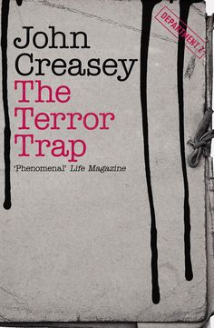 Can Jim Burke, member of secret service Department Z, prevent Britain from ruin and save himself too? The race is on in John Creasey's, The Terror Trap.