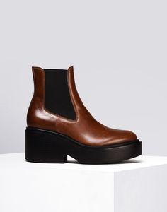 Ankle Boots - Maison Margiela Women on Maison Margiela United States - Autumn Winter 2016 Women. Worldwide delivery.