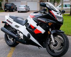 1994 Honda CBR1000F #Motorcycle #Sportsbike #Honda