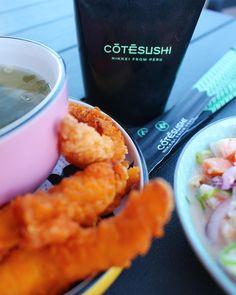 SUSHI TIME  ce soir c'est @cotesushi_france  et ma princesse qui n'aime pas les sushis trouve toujours son bonheur aussi  .  -10% avec le code promo : PINTADE10 . .  Restaurant  Spécialités japonaises ET péruviennes  .  offre valable partout en France  . .  _____________ #cotesushi #sushi #japanfood #peruvianfood #blogfood #foodblog #pintademontpellier #montpellier #instafood #foodlover #soup #miso #ceviche #maki #california #nikkei #nikkeifromperu #salmon  #cotesushimontpellier #nikkeifood…