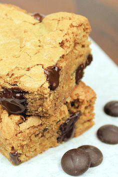 Gluten & Grain Free Congo Bars or Chocolate Chip Blondies