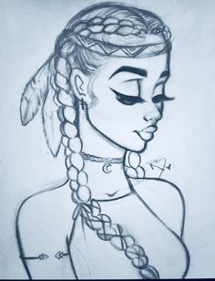 ✩ Check out this list of creative present ideas for people who are into photograhpy Girl Drawing Sketches, Art Drawings Sketches Simple, Easy Drawings, Pencil Drawings, Easy Disney Drawings, Cartoon Drawings, Cartoon Art, Christina Lorre Drawings, Drawings Pinterest