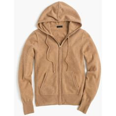 J.Crew Italian Cashmere Zip-Front Hoodie ($315) ❤ liked on Polyvore featuring tops, hoodies, hooded zip sweatshirt, cashmere zip front hoodie, j crew hoodie, sweatshirt hoodies and zip front hoodies