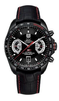 Tag Heuer Grand Carrera Calibre 17RS2 Automatic Chronometer Chronograph.