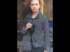 Crochet patterns| for free |lacy crochet cardigan pattern| 2173