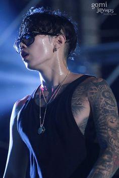 Jay Park | via Tumblr