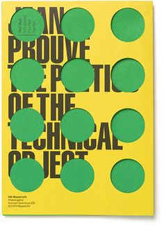 NAiM Jean Prouvé by Experimental Jetset Music Collage, Music Artwork, Graphic Design Studios, Graphic Design Typography, Book Cover Design, Book Design, Jean Prouve, Magazine Layout Design, Online Shops