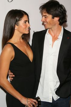 Judging by These Photos, Ian Somerhalder Is Fully Aware That He's a Lucky Man