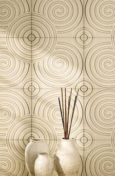 Spirale / Nina Martinelli - Pisos e Revestimentos