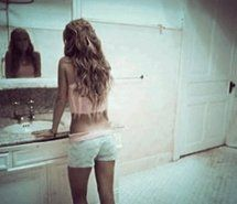 Inspiring animated gif alone, anahi, bathroom, blonde, girl, inalcanzable, latin, pretty, rbd, woman #295089 - Resolution 500x261px - Find the image to your taste
