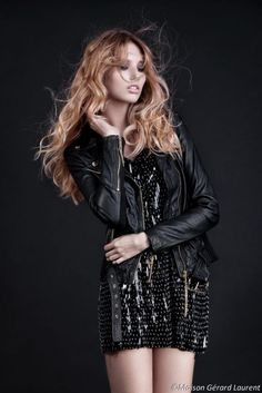 The Maison #Gerard #Laurent reveals its Collection #ArtSimplicity.  Let yourself be carried through these new timeless #styles. http://www.livecoiffure.com/en/posts/27994-art-simplicity-the-new-aw-collection-2013-2014-of-the-house-gerard-laurent