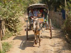 transportation in Burma