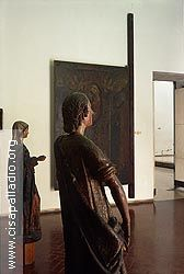 Fototeca CISA Scarpa - foto CS000877 - Palazzo Abatellis, Galleria Regionale della Sicilia