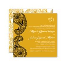 Wedding Invites Template with awesome invitations layout
