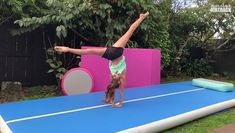 Bounce air track – So Funny Epic Fails Pictures Flexibility Dance, Gymnastics Flexibility, Acrobatic Gymnastics, Flexibility Workout, Olympic Gymnastics, Gymnastics Tricks, Tumbling Gymnastics, Gymnastics Skills, Gymnastics Workout