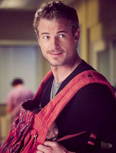 Day 23... the character you miss the most... Mark Sloan. It was nearly impossible to choose between him and Lexie and even George... but feel a bit robbed missing out on his scenes as a Daddy.