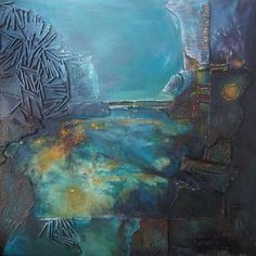 """Saatchi Art is pleased to offer the painting, """"Reflection,"""" by Miroslav Vajda. Original Painting: Acrylic on Canvas. Reflection Art, Saatchi Art, Original Paintings, Canvas, Artist, Tela, Artists, Canvases"""