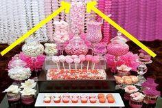 punto focal mesas dulces swikar candy
