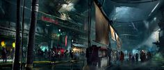 Cyberpunk Wallpaper Megadump PT If the image is lower than that was the largest I could find it at the time, if it's equal to you can use Cyberpunk 2077, Star Citizen, Blade Runner, Star Wars 1313, Sci Fi City, Hard Ware, Concept Art World, Futuristic City, Environment Concept Art