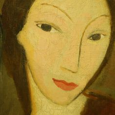 [marie laurencin? self-portrait?]