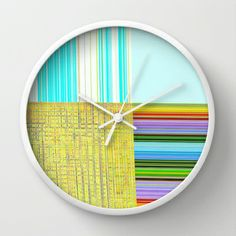 Re-Created Northern Cross26 #Wall #Clock by #Robert #S. #Lee - $30.00