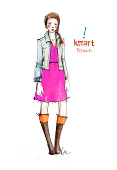 @Katie Rodgers's GIF for  @Kmart Fashion - SO COOL!