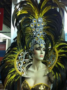 Custom designs available -- just send us your design. Carnival Outfit Carribean, Caribbean Carnival Costumes, Rio Carnival Costumes, Carnival Girl, Carnival Outfits, Dark Fantasy Art, Fantasy Hair, Fantasy Makeup, Day Of Dead